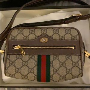 *Authentic* Gucci Mini Ophidia Crossbody Bag